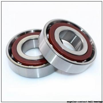 26,2 mm x 125,4 mm x 66,56 mm  PFI PHU3011K angular contact ball bearings