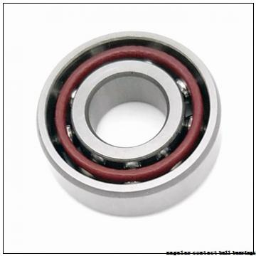 140 mm x 250 mm x 42 mm  NACHI 7228BDT angular contact ball bearings