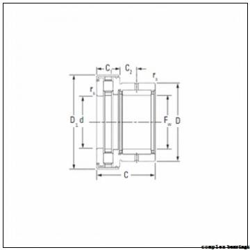 INA NKX12 complex bearings