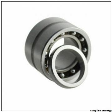 60 mm x 150 mm x 17,5 mm  INA ZARF60150-L-TV complex bearings