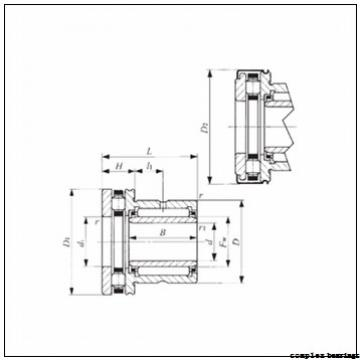 INA NKX10-TV complex bearings