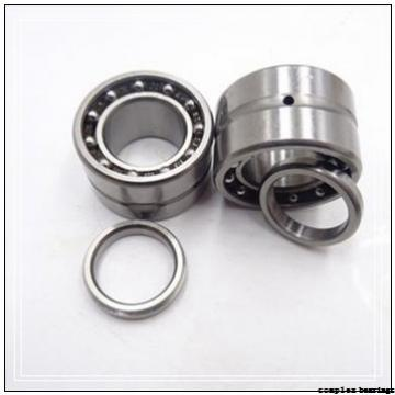 20 mm x 30 mm x 30 mm  ISO NKX 20 complex bearings